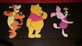Winnie the pooh (goma eva)...