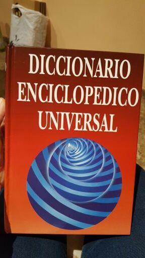 Diccionario enciclopejico universal