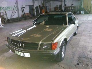 Mercedes sec 380