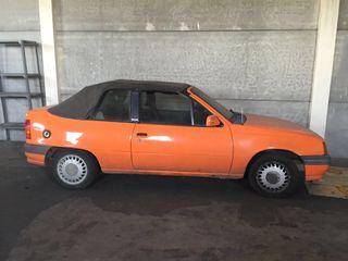 Kadett cabrio 1.6 un clásico