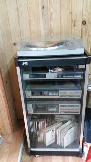Toca discos clasico