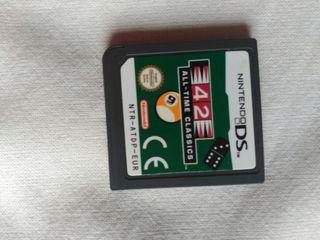 Juegos reunidos Nintendo Ds