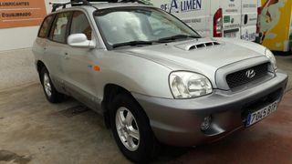 Hyundai Santa Fe 4x4 2.0 CRDI