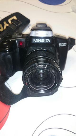 Reflex Minolta Dynax 5000i analógica