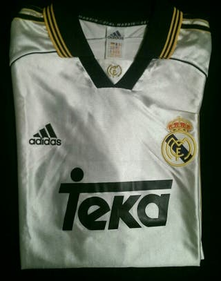 Camiseta Adidas Oficial Real Madrid