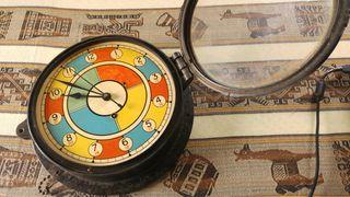 Reloj antiguo de baquelita Chelsea boston