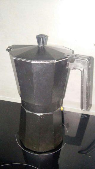 Cafetera para gas y vitro