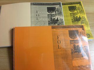 Material Oposicions FOL ( Formació I Orientació Laboral)