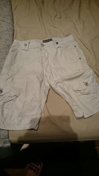 Pantalon corto chico