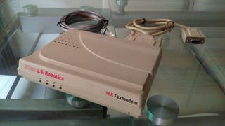 56K Faxmodem 3Com U.S. Robotics