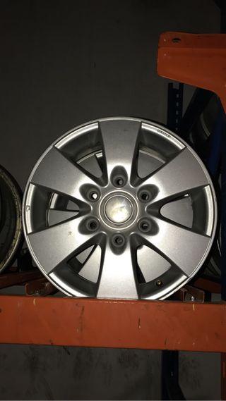 Llantas de aluminio 16 de segunda mano por 70 en toro - Pulir llantas de aluminio a espejo ...