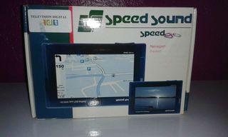 Navegador Speed Sound Portatil