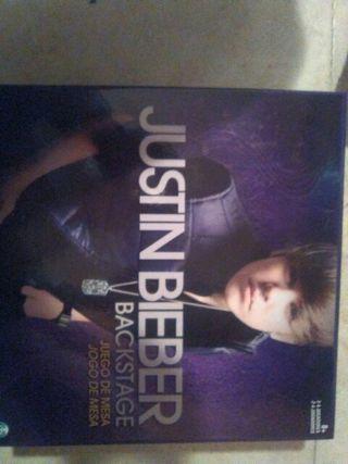 Juego de Justin Bieber