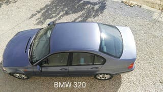 Bmw serie 3, 320. 6 marchas