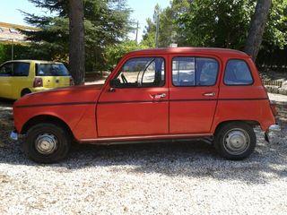 Vendo Renault 4 TL