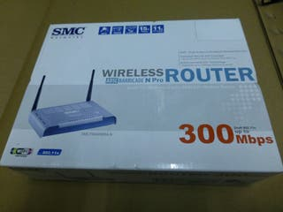 Router WiFi inalámbrico 300Mbps