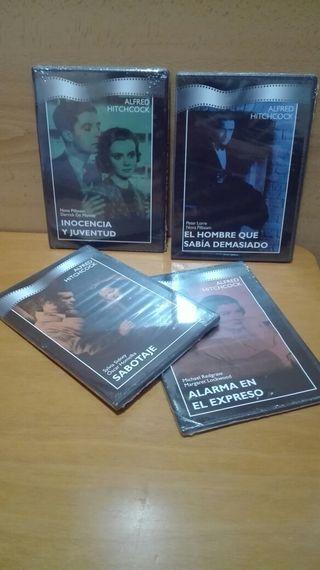 Colección Alfred Hitchcock