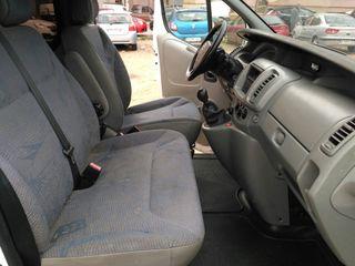 Furgoneta Nissan Primastar