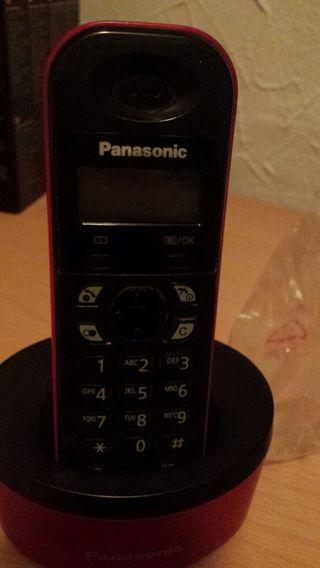 Teléfono inalambrico phanasonic