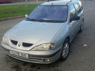 Renault megan 1.9 dci (diesel)