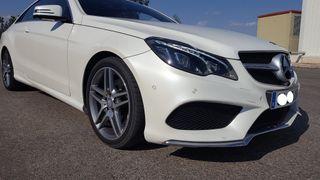 Mercedes clase E coupe 250 AMG