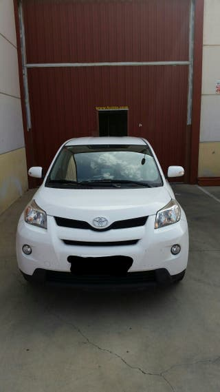 Toyota Urban Cruiser 1.3 VVti gasolina