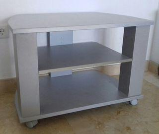 Mueble para Televisor con Ruedas