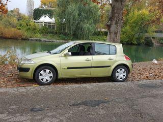 Renault megane .1.5dci