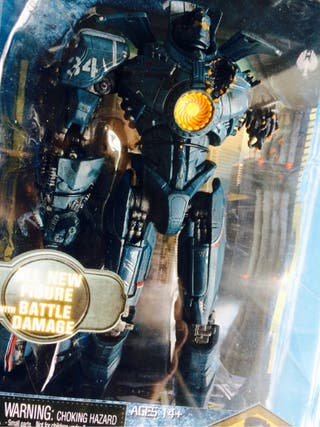 Figura Jaeger Gipsy Danger 1 Pacific Rim