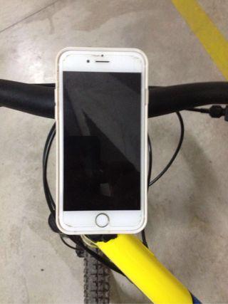 Carcasa Topeak IPhone 6s color blanco
