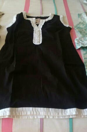 Almatrichi vestido NUEVO negro T38