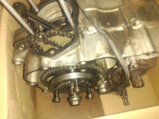 Motor Daelim Roadwin 125cc