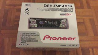 Radio CD pioneer