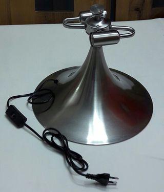 Pie de lámpara retro diseño
