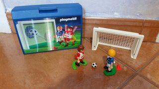 Playmobil fútbol