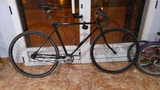 Bicicleta Alemana! pocas en España...