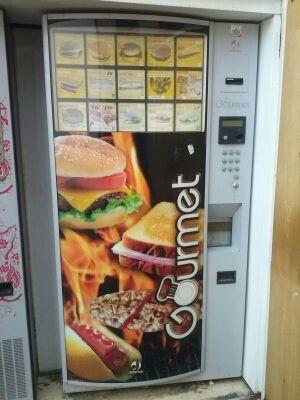 Maquina de vending gourmet alicante ventamyh.com