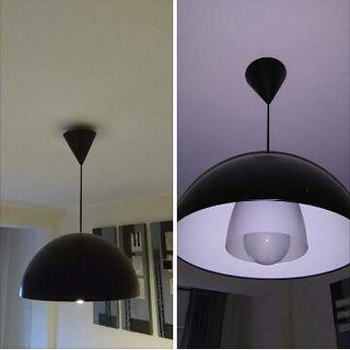 Lámpara y bombilla