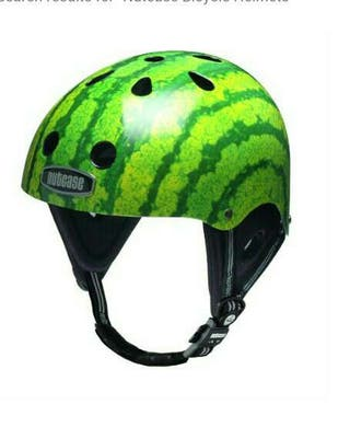 Casco bici Nutcase watermelon NUEVO