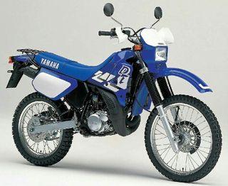 Despiece yamaha dt 125 1999