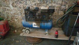 Compresor gasolina