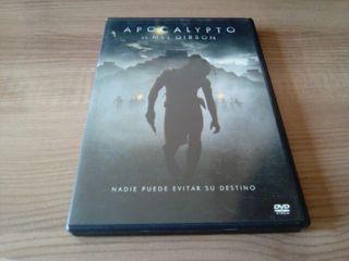 Pelicula dvd apocalypto