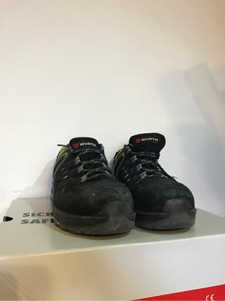 Zapatos seguridad würth