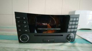 Radio cd original mercedes clase E w211