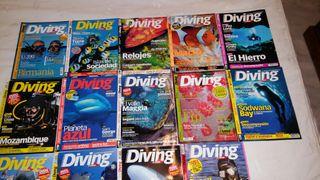 Revistas buceo