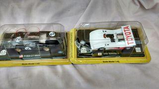 Varios coches de coleccion 1:43