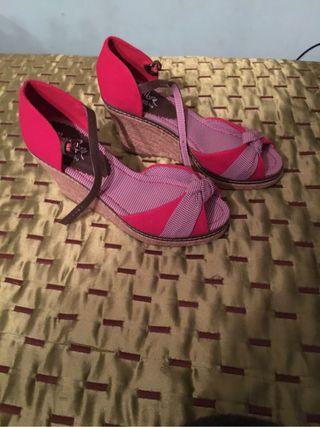 Segunda De Zapato Mano Cuña MujerSandalias NuevasMariamare v0nm8Nw