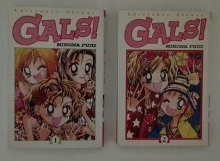 manga GALS! Tomos 1 y 2