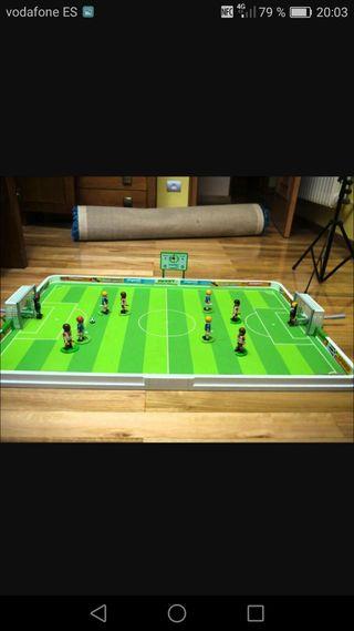Fútbol playmobil