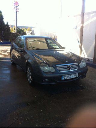 Vendo Mercedes c220